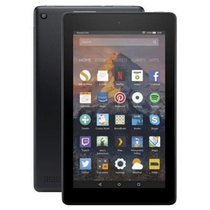 Amazon Fire 7 with Alexa 7 Inch 8GB / 16GB Tablet - Tesco Direct
