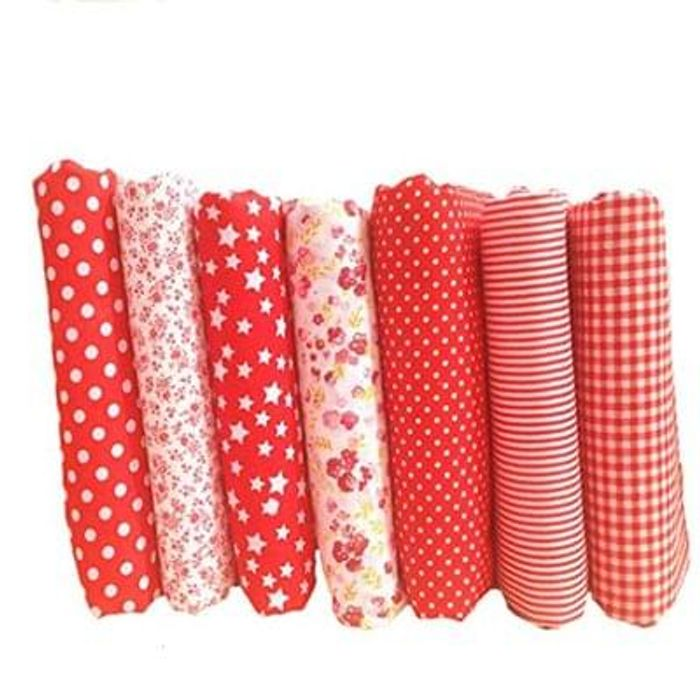 Fabric Bundles Quilting Sewing Patchwork Cloths DIY Craft Floral Fabric