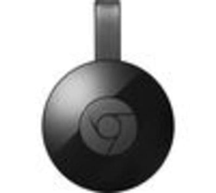 GOOGLE Chromecast £19.00 Currys