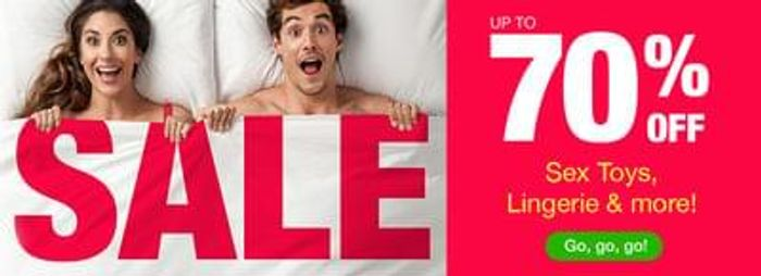 Up to 70% discount LOVEHONEY!