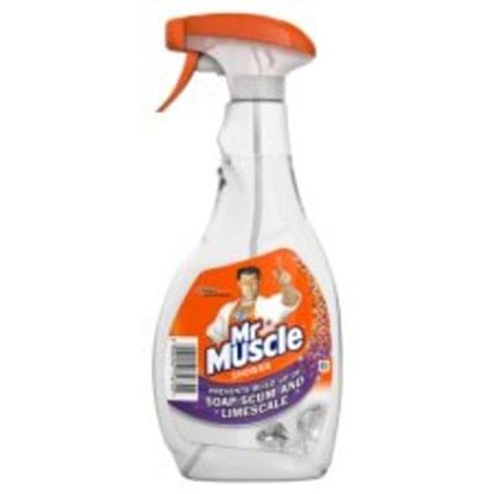 Mr Muscle Shower Shine 500Ml - Less than 1/2 price