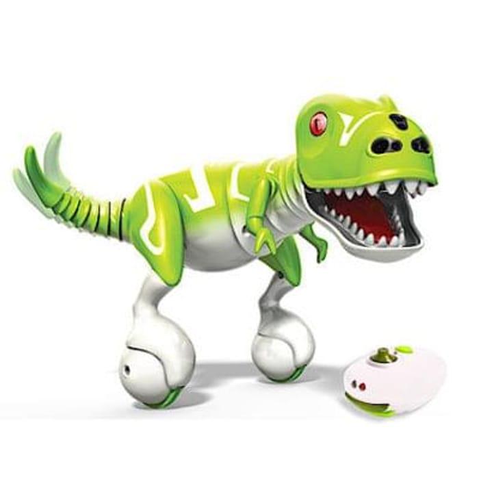 Zoomer - Boomer the Dino Robot