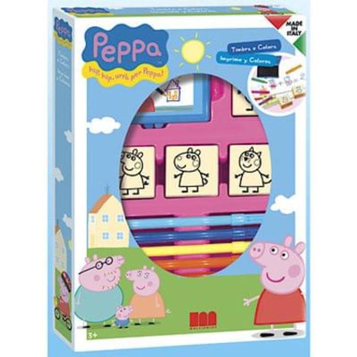 Peppa Pig Stamper Set