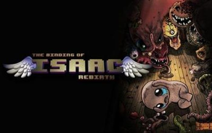 THE BINDING OF ISAAC: REBIRTH (66% off!)