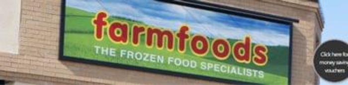 Money off coupons on Farmfoods website