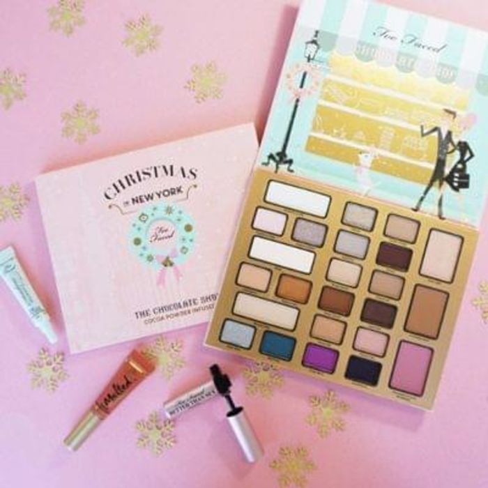 Too Faced Limited edition collection reduced at Tk Maxx