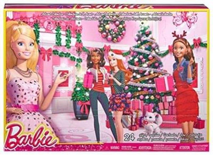 Barbie Toy Advent Calendar 2017