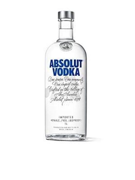 Absolut Vodka, 1 L