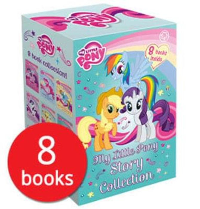 My Little Pony Collection - 8 Books (Collection)