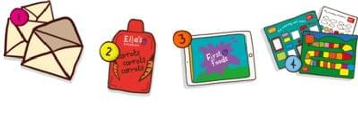 Free Weaning pack