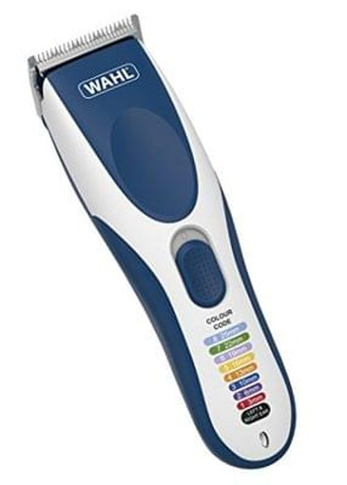 Wahl Colour Pro Cordless Clipper Save £10.09 Free Delivery