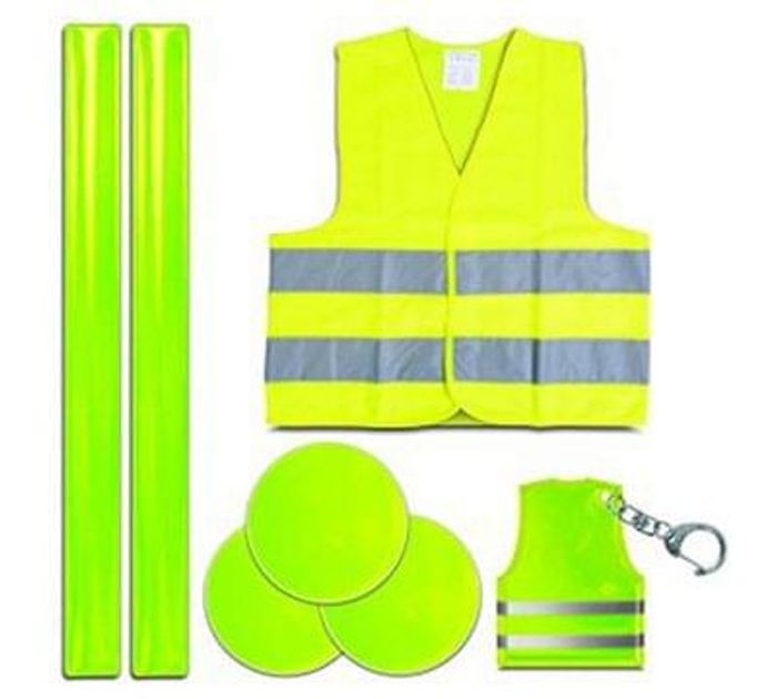 Style-A-Ride Reflective Safety Set