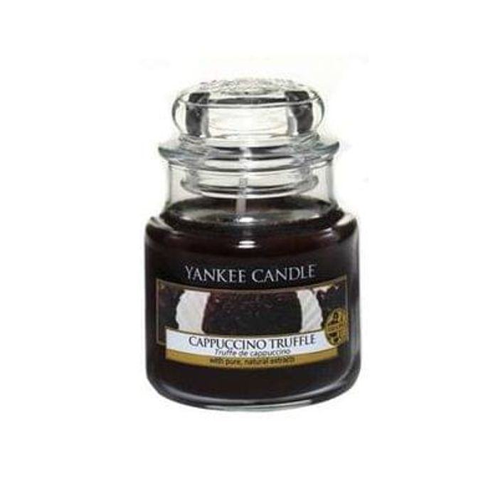 Yankee candle cappuccino truffle