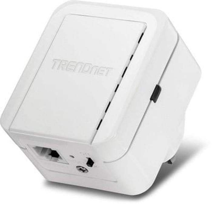 TRENDnet N300 High-Power Wireless N Range Extender Save £10 Free Delivery