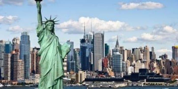 ERROR FARE! London to New York For £133 Return