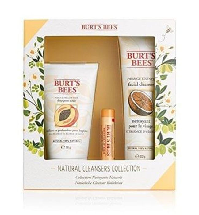 Burt's Bees Natural Cleansers Collection