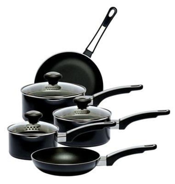 Prestige - Non-Stick 5 piece set at Debenhams EXCELLENT BARGAIN