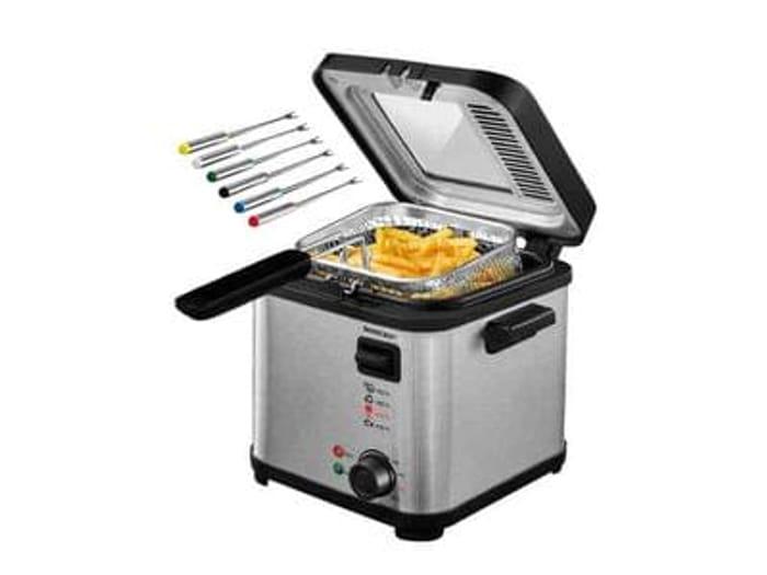 Lidl Mini Deep-Fat Fryer with Fondue