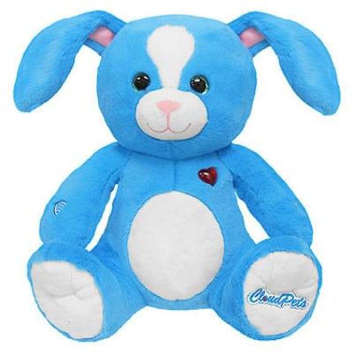 Cloud Pets 36cm Interactive Soft Toy - Bunny