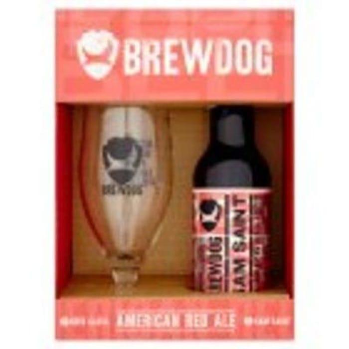 BrewDog Glass & Beer Gift Set