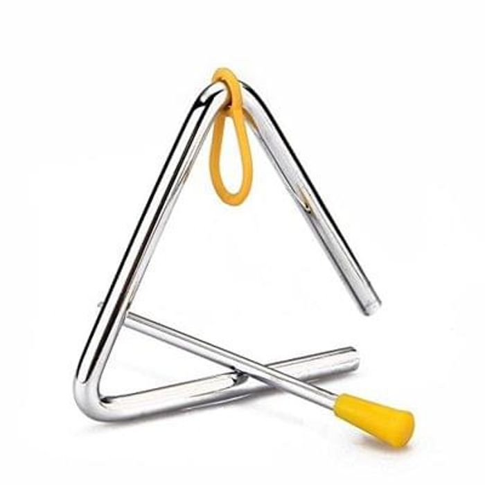 Musical Triangle Beater Percussion Metal Instrument £1 P&P