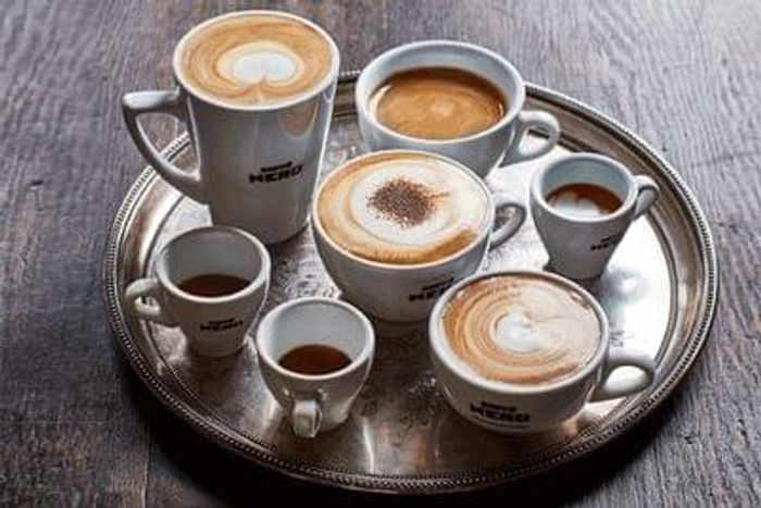 It's Tuesday! Free Caffe Nero with O2 Priority this afternoon