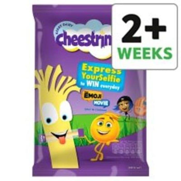 Cheestrings Original Cheese Snacks 8 Pack, 160 G