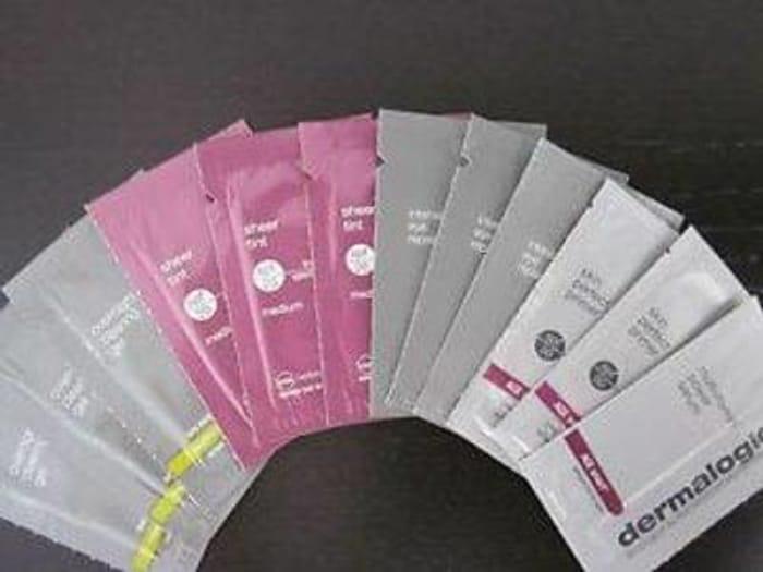 free dermalogica sample