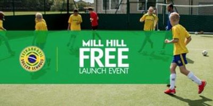 Free Football Launch Event For Kids In Mill Hill 6 Sep