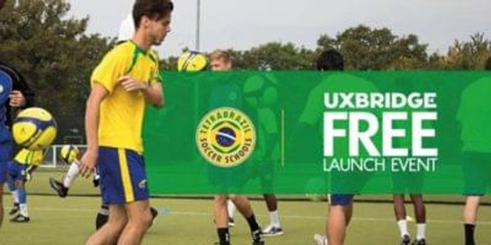 Free Football Launch Event For Kids In Uxbridge 11 Sep