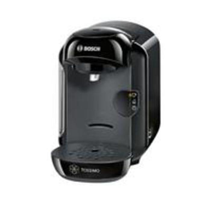 Tassimo TAS1252GB Vivy Coffee Machine - Black