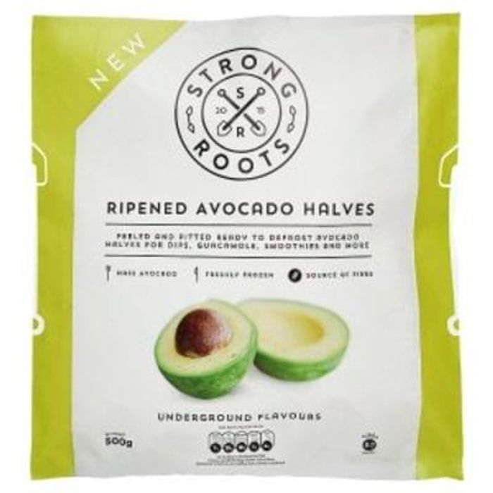 Did you know Iceland sells frozen avocados?
