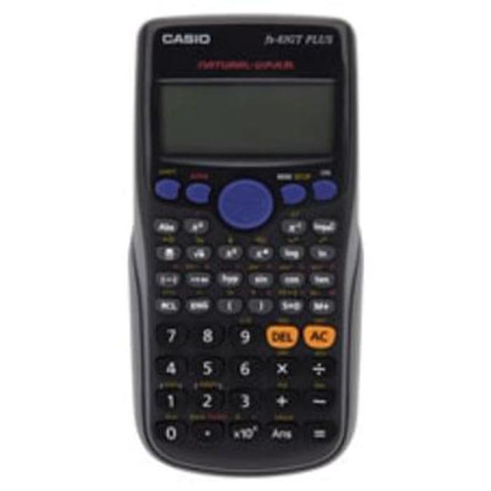 Casio Calculator Scientific FX-83GT Plus Save £3 Free C+C