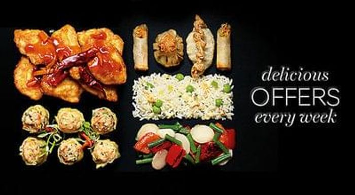 M&S - £10 Chinese meal deal