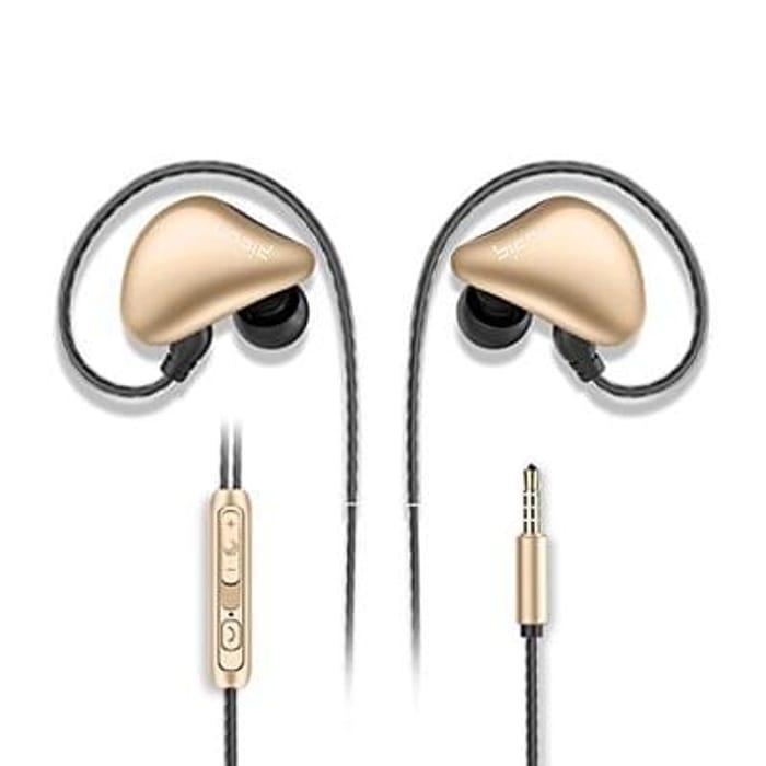 Sports Headphones Earphones with Microphone