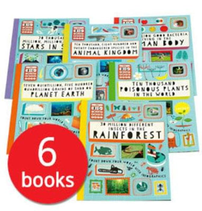 The Big Countdown Collection - 6 Books