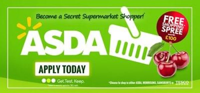 That's Asda Deal, ok!