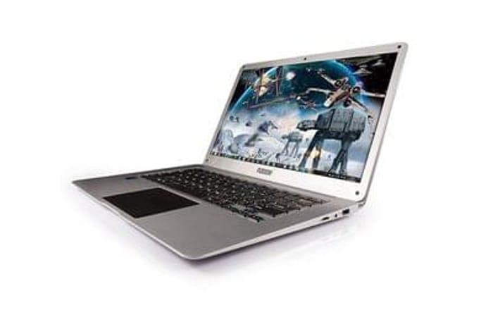 "14.1"" HD Laptop Computer Intel x5Z8350 64-bit Quad core Save £110 Free Delivery"