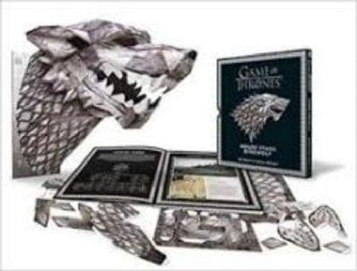 Game of Thrones 3D masks (Wall mountable)