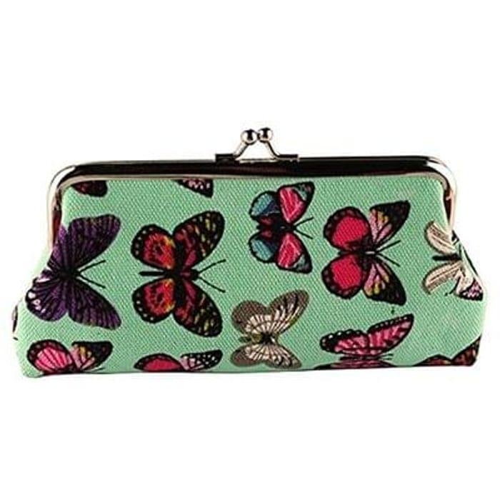 Butterfly purses