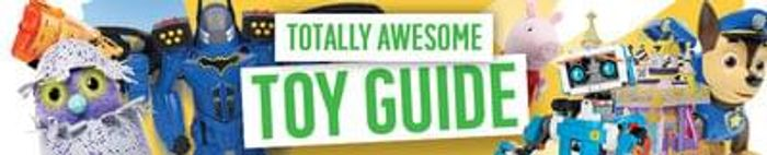 Order a Copy of Our Awesome Toy Guide