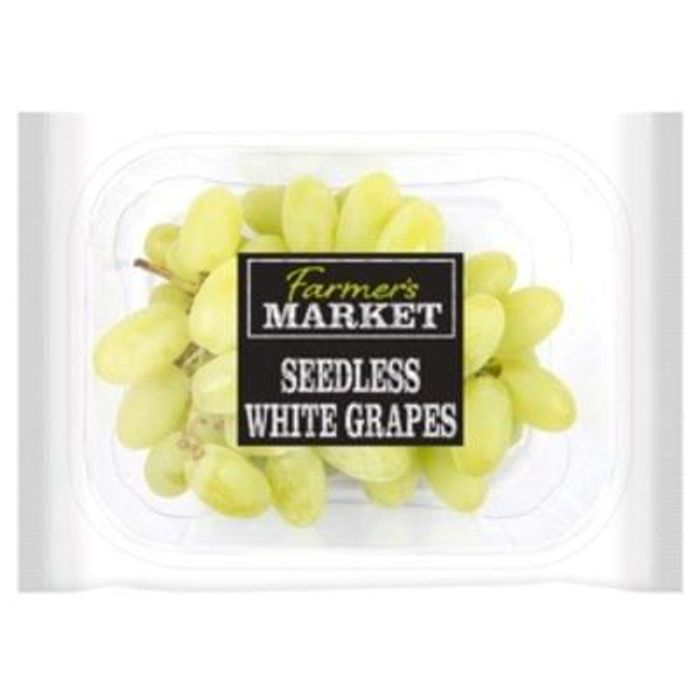 Iceland 7 day deal- seedless white grapes