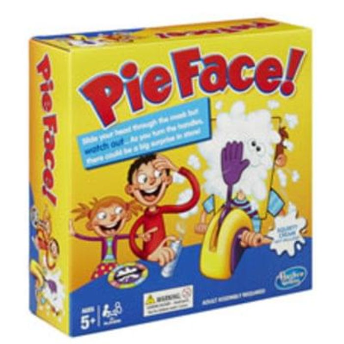 Pie Face Game *HALF PRICE* Free C+C