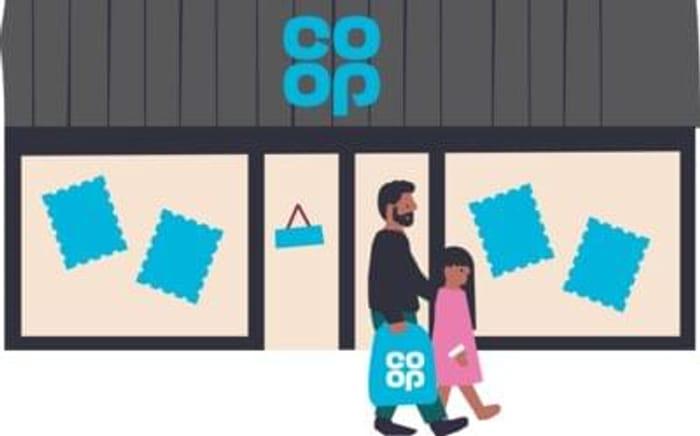 Half price deals at the coop