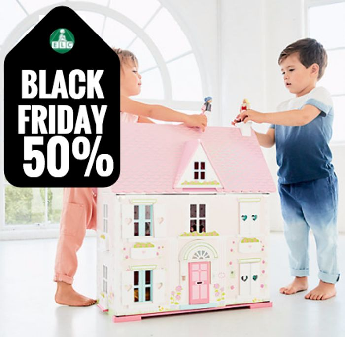 ELC Dolls House ½ Price (Free Delivery)!