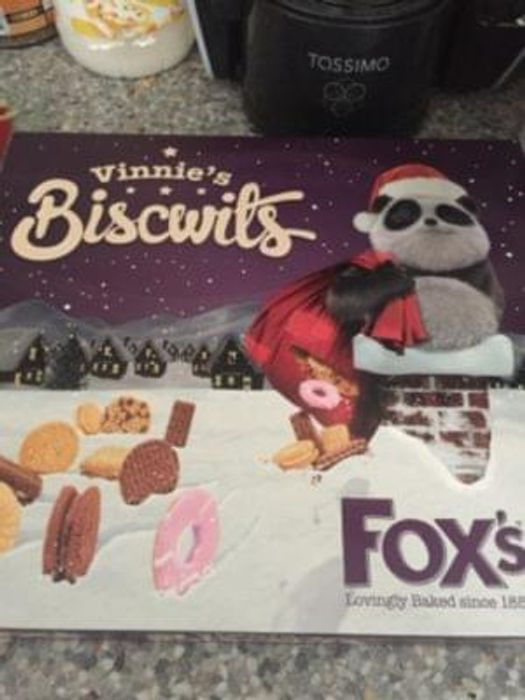 Fox S Vinnies Christmas Biscuits 1 At Morrisons Latestdeals Co Uk