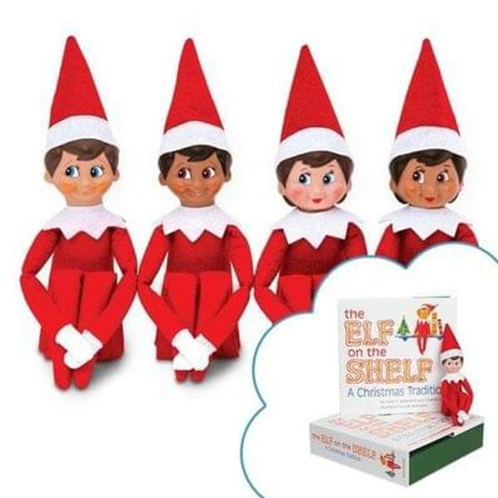 What is ELF ON THE SHELF A Christmas Tradition 2017? Where can I buy in the UK?