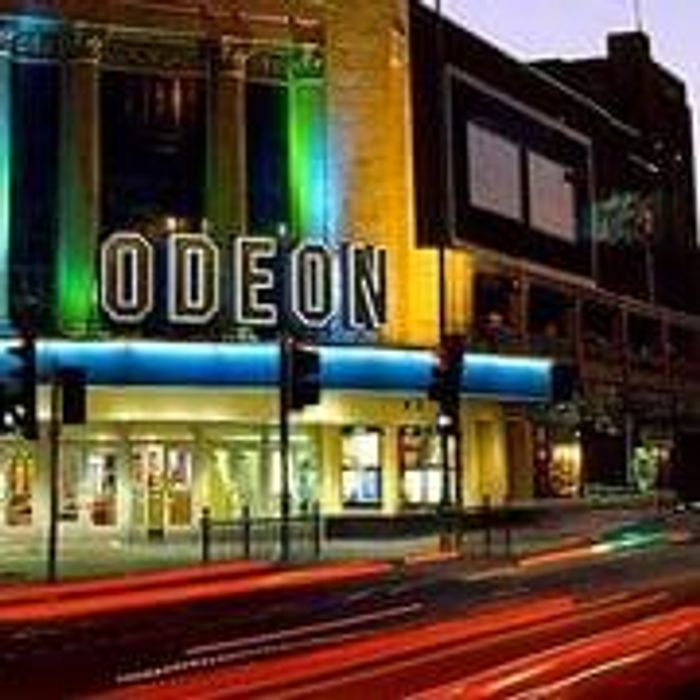 ODEON Cinema Tickets 3 for £15