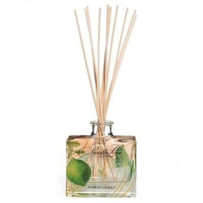 """Yankee Candle """"Vanilla Lime"""" Signature Reed Diffuser"""