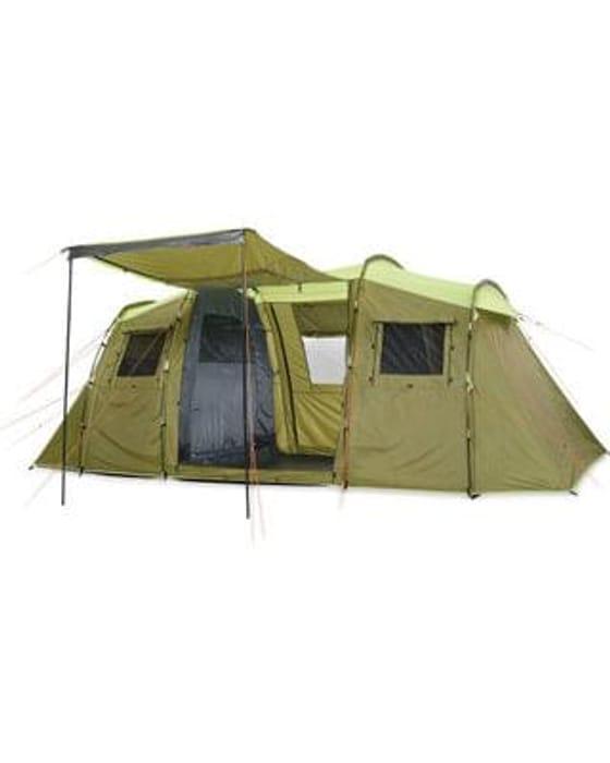 quality design eb537 4bbad Adventuridge Green 4-Man Tent, £54.99 at Aldi | LatestDeals ...